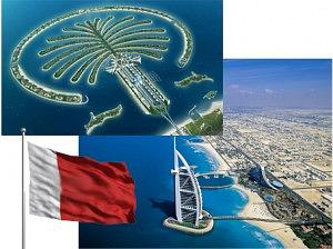 Société offshore Dubaï