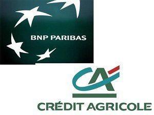 BNP Paribas et Crédit Agricole auraient aidé à monter des sociétés offshores