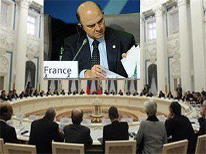 La France mènera l'offensive de la lutte contre l'évasion fiscale au G20