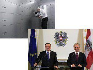 L'Autriche et le Luxembourg vont-ils céder à leur secret bancaire ?