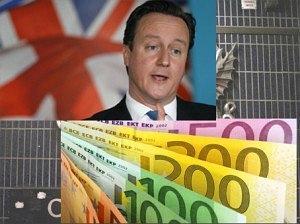 Le Premier Ministre britannique, dans sa lutte contre la fraude fiscale